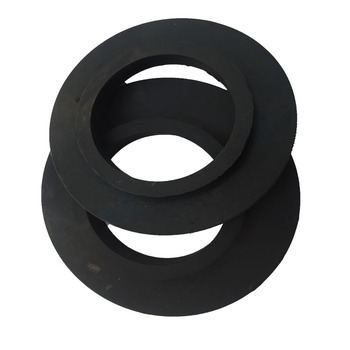 RUBBER SEALING GASKET WITH STAINLESS STEEL RING