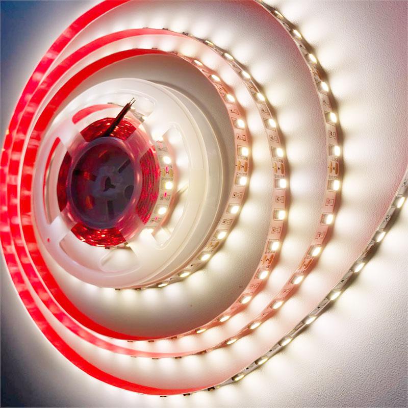 new design Low price back light led tv Waterproof 2835 Flexible LED Strip Light with Lighting Bar Kitchen Bed