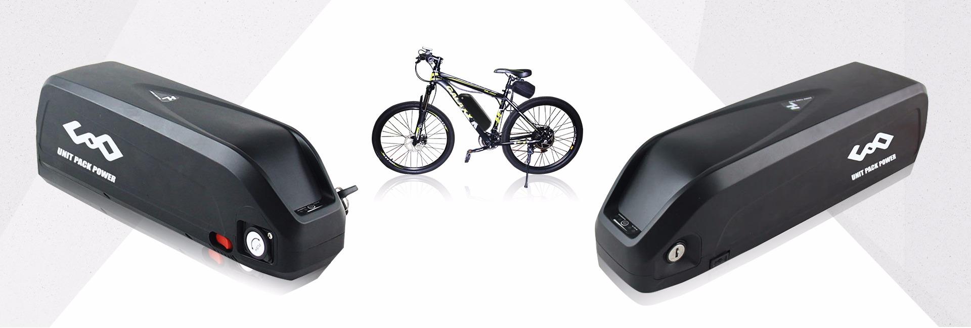 Li-ion Battery 48V 14AH Volt Rechargeable Bicycle 1000W E-Bike Electric Li-ion