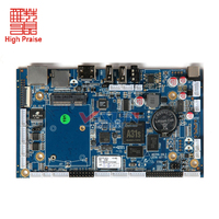 ARM 3G On Board Quad Core Processor HD Android board with LVDS output
