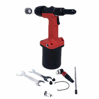 RL-4818v Pneumatic Rivet Gun with collection device