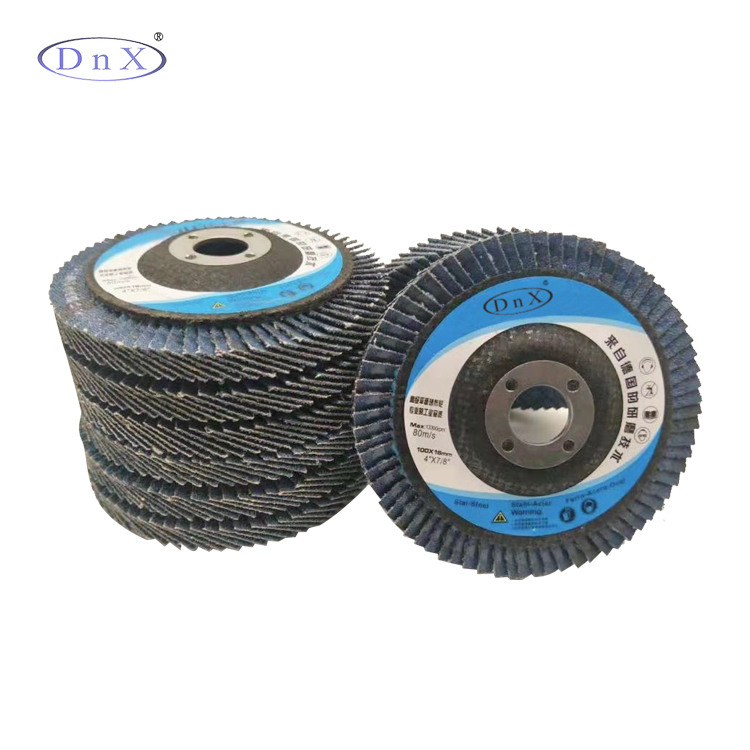High quality Abrasive Flap Disc zirconia for grinding stainless steel
