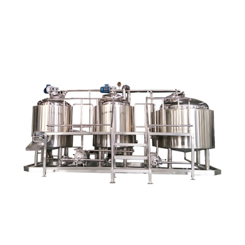 300L 500L 1000L Beer Mini Brewery plant For Brewing