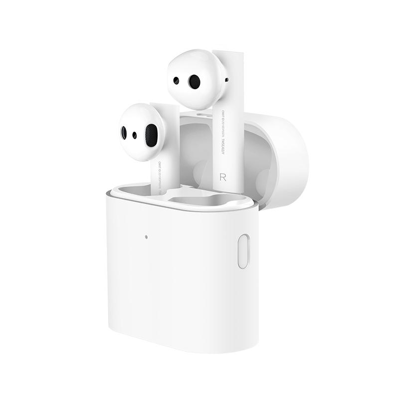 2020 חדש גרסה 1:1 מקורי Xiaomis Airdots 2 פרו Air2 אלחוטי Bluetooth אוזניות עבור Xiaomi redmi Mi אוויר 2 TWS אוזניות