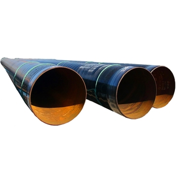 12 Inch Steel Iron Pipe Tubes Manufacturer Anticorrosion Steel Pipe Price Per Kg 3PE Coating Pipe Steel