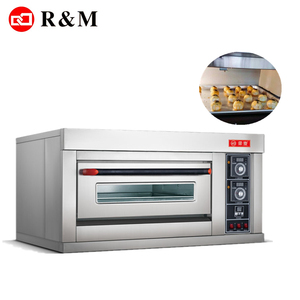 Electric single deck industrial baking oven price,Bread pizza bakery baking oven prices in pakistan bakery equipment