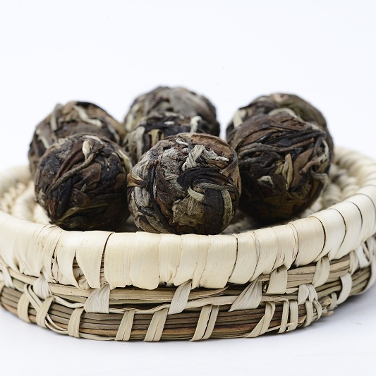 Refined Yunnan Big Leaf Old Tree Gushu Tea Hand Made High Moutain White Tea Ball - 4uTea | 4uTea.com