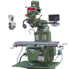 Selling Milling Machines Dongguan Factory Hot Selling Turret Milling Machines