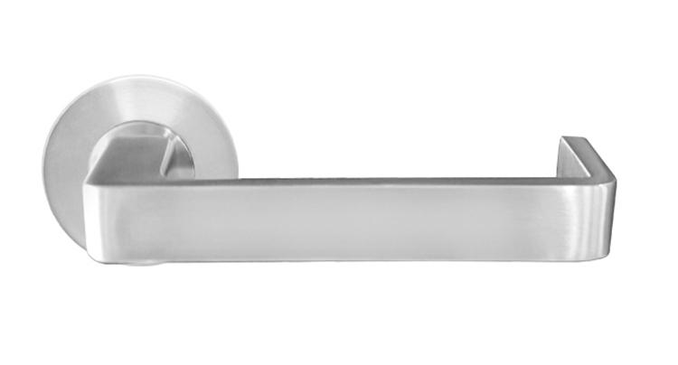 EN1906 Grade 4 door handle lever set SR01SL346