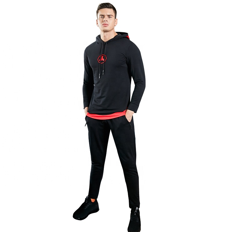 Custom logo gym <strong>wear</strong> high <strong>quality</strong> tracksuits breathable <strong>sport</strong> <strong>wears</strong>