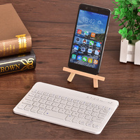 Fashion Small Teclado Mini Wireless Keyboard With Bluetooth For Smartphone Ipad Tablet