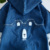 hot sale denim romper newborn 2020 baby boy clothing hooded romper spring kid clothes jumpsuit