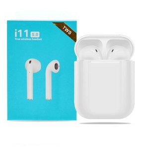 Amazon Hot i7/i8/i9/i9s/i10/i12 mobile sport earphone & headphone,in ear Wireless earphones for i11 tws mobile phone accessories