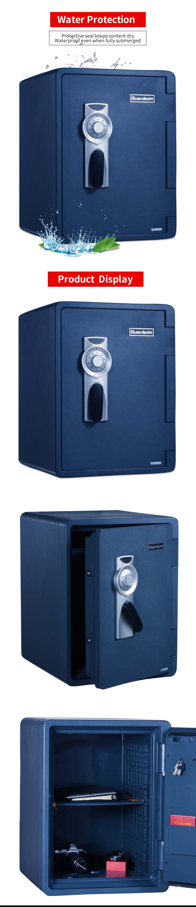 Guarda Top fireproof safe box for sale for company-8