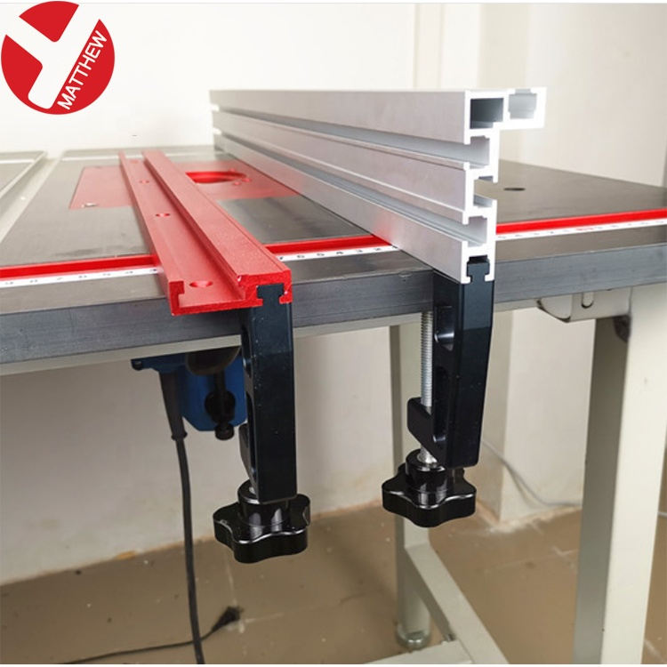 30mm Wide Aluminum T-slot T-track Miter Track Jig Fixture Slot For Router Table