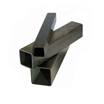 Mild steel square tube profiles sizes tubular 1020 galvanized steel square tube weight square section metal tube