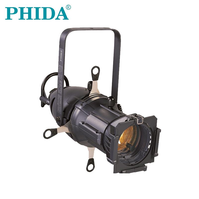 750w Tungsten profile spotlight 750w tungsten Ellipsoidal Light spotlight stage light Fixture