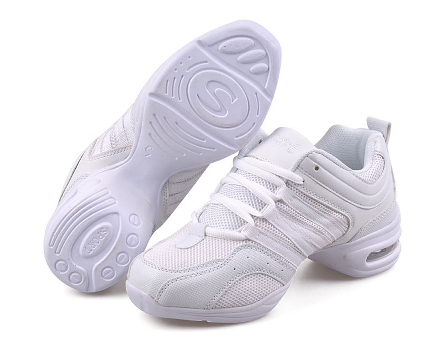 Details about  /Jazz Dance Shoes Women/'s Dance Sneakers Lightweight Breathable Dancing Shoes B
