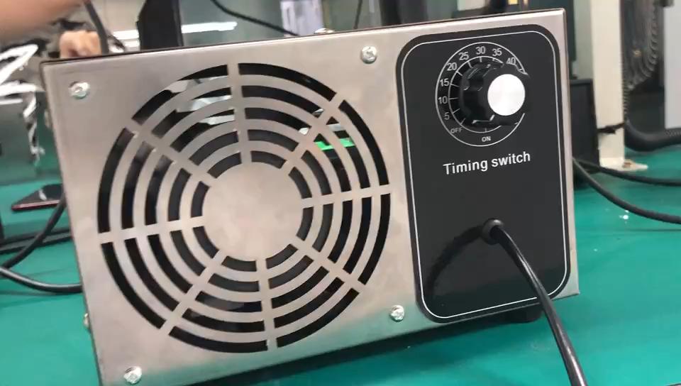 Tốt Nhất Bán Di Động Ionizer Máy Lọc Không Khí Ozone Máy Phát Điện Đối Với Trang Chủ Gia Đình Sử Dụng