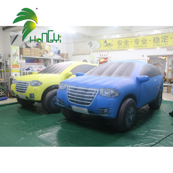 Custom inflatable car model for promotion , advertising inflatables