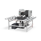 Automatic Glass Semi-auto And Fully Automatic Glass Drilling Machine With High Quality