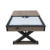 221.5x120x82cm high end convertible air hockey table with accessory kit