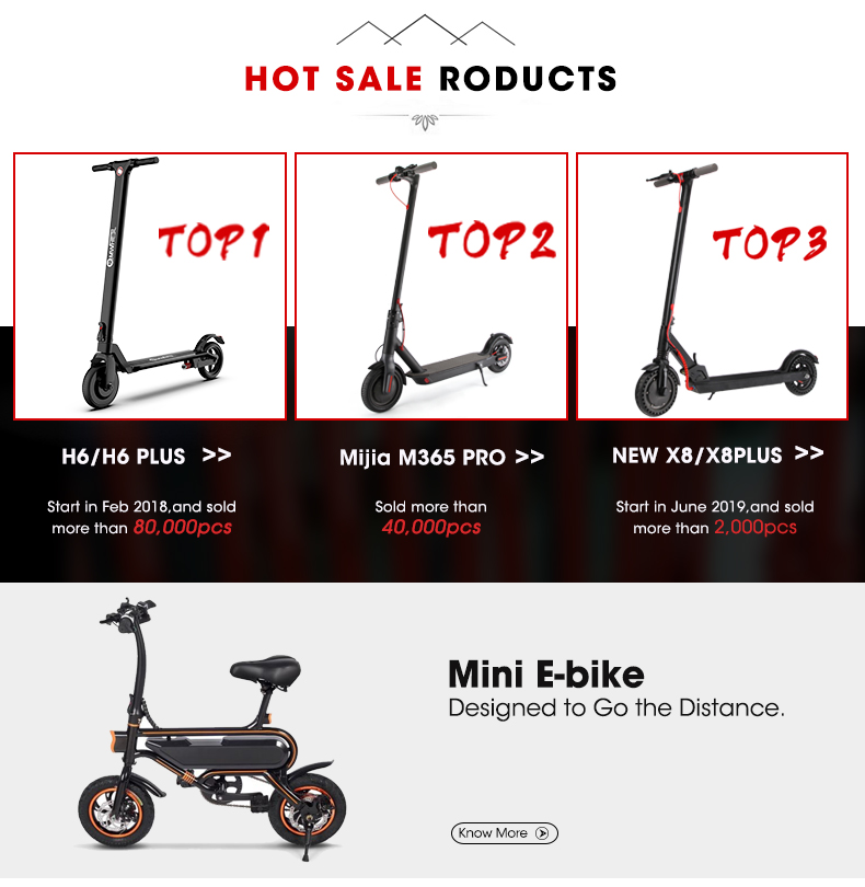 Oem Odm Personalizado E Dobrar Pontapé Kickboard Mijia Pro Mi M365 Fábrica Scooter Elétrico