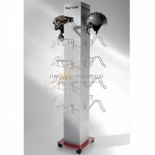 Lage Prijs Fashion Design Retail Ski Fiets <span class=keywords><strong>Helm</strong></span> Store Display <span class=keywords><strong>Stand</strong></span> Trade Show Motorhelm Display <span class=keywords><strong>Stand</strong></span>