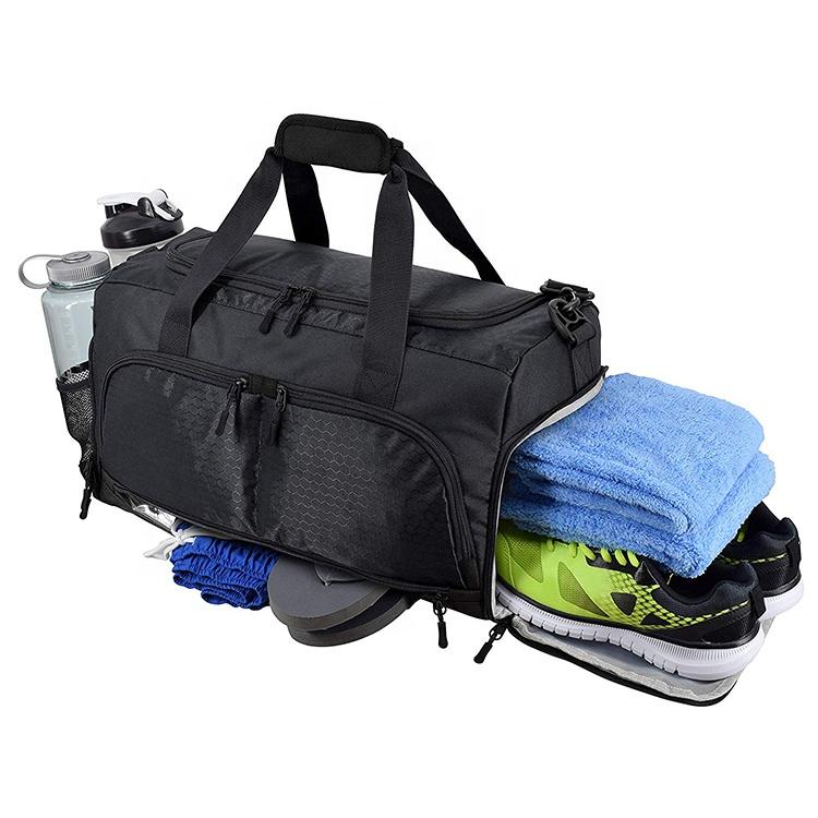 Personnalisé extra large militaire d'entraînement imperméable sac de sport grande plage sac de sport