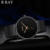 B RAY 9002 Luxury Brand Men's Analog Quartz 24 Hour Date Watches Man 3ATM Waterproof Clock Men Sport Full Steel Wrist Watch 2019
