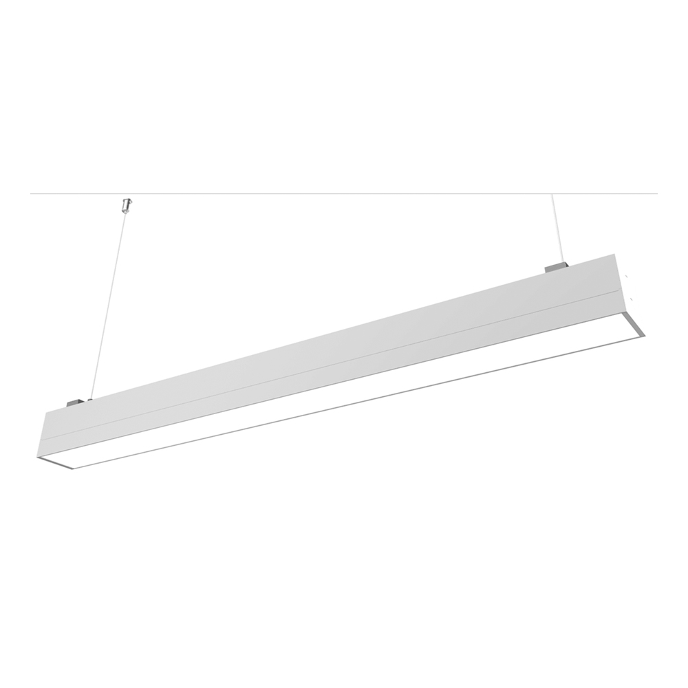 Top Rated Shop Garage Lighting 40W 60W 80W 100W Batten Linear Light Led Up and Down Lighting