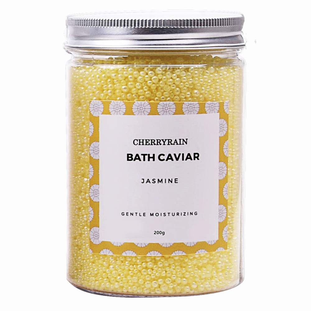 Help sleep relieve stress Natural Body Care Colorful Caviar Bath gift set