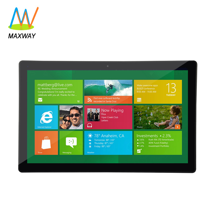 15 Inch Vesa Wall Mount 3g 4g Digital Signage Android Poe Tablet Pc With Sim Card Slot фото