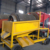 Gold Trommel with Sluice Processing Washing Plant