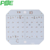 1-2 layers 5w 7w LED aluminum pcb pcba board