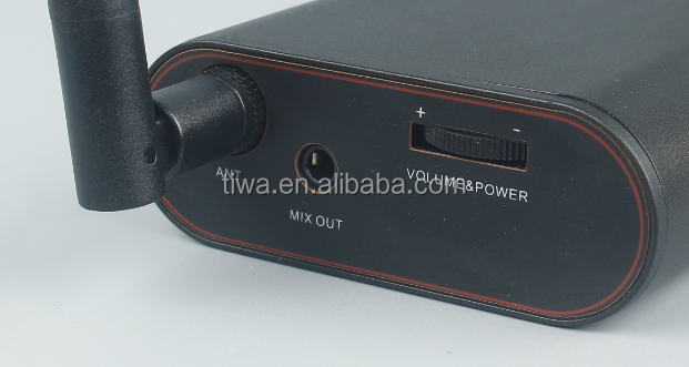 Tiwa Mini 4 channel Wireless Microphone