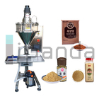 Semi Automatic Food Beverage Milk Powder Filling Packing Auger Filler Machine Dry