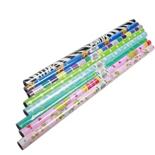 Printed Nice Quality Book Cover Wrapping Paper Factory Special Design, coloring book paper roll