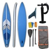 Water Surfing Fast Speed Race Inflatable Surfboard