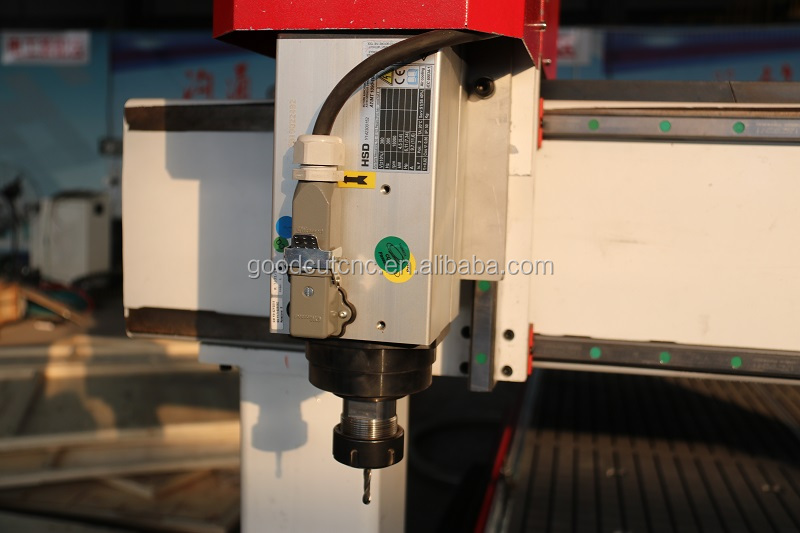 HQD Spindle Italia 18000Rpm 24000Rpm 3.2kw 4.5kw 5.5kw 6kw 7kw 9kw Motor Spindle