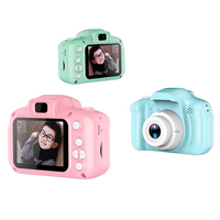 "Kids Digital Camera Toys Outdoor Photography For Kids 2.0"" HD Screen Mini Camera for Child Birthday Gift"