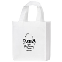 Wholesale Custom Eco Friendly Strong Extra Large Tote Polypropylene Non Woven Reusable Grocery Bags With Logo