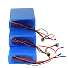 Rechargeable 36V 20AH Electric Bike Battery Pack for Scooter 1000W