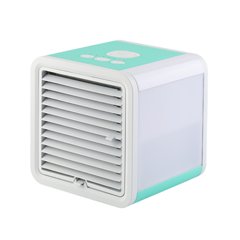 2020 China Personal Air Conditioner 7 colors night light Portable Usb Small cooler air cooler air conditioners