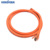 Manufacturer supplier 5/16 inch high quality yellow gas heater hose