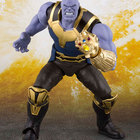 Infinity Model Marvel Movies Infinity War Thanos PVC Model Action Figure