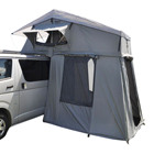 SUV Car Camping Roof Top Tent with Soft Top