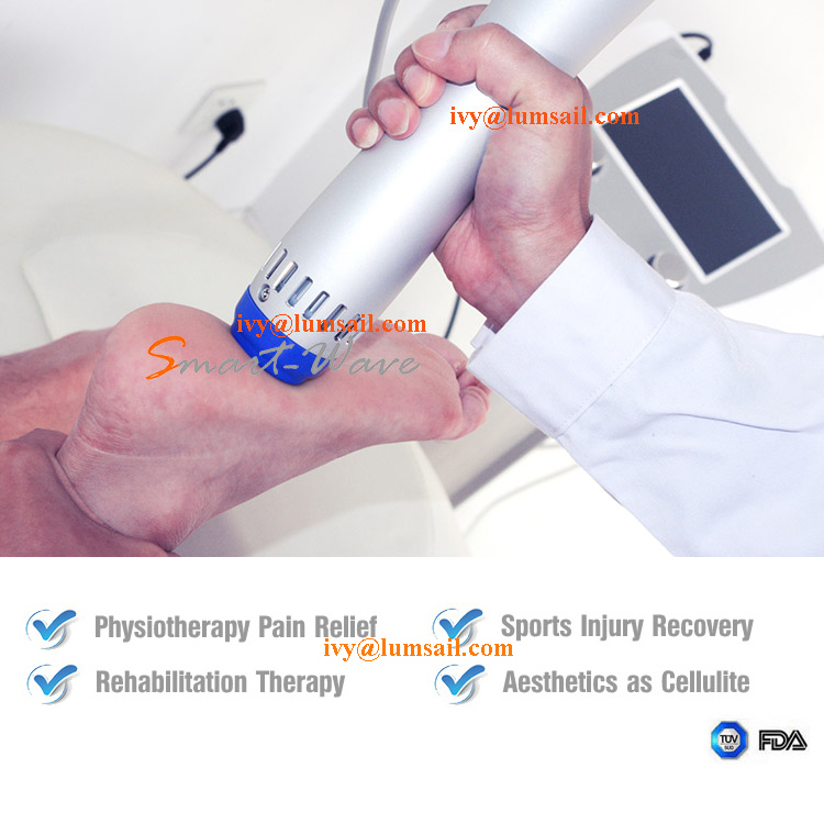 shock wave therapy equipment physiotherapy and rehab plantar fasciitis heel spur