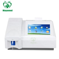 Touch Screen Semi-auto Chemistry Analyzer/Chemical Analyzer/Biochemistry Analyzer