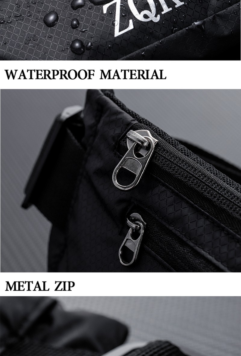 Promising running belt with water bottle with neoprene gym and sports reflective